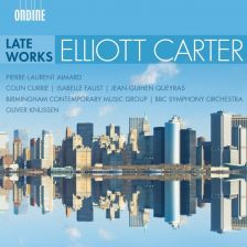 ODE1296-2. CARTER Late Works