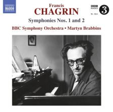 8 571371. CHAGRIN Symphonies Nos 1 & 2