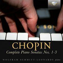 95209BR. CHOPIN Piano Sonatas Nos 1-3