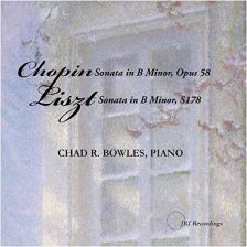 J141. CHOPIN Piano Sonata No 3 LISZT Piano Sonata S178