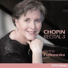 ACD2 2728. Janina Fialkowska - Chopin Recital 3