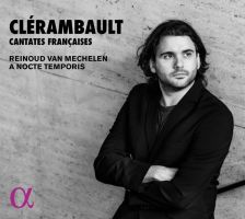 ALPHA356. CLÉRAMBAULT Cantates françaises