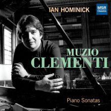 MS1475. CLEMENTI Piano Sonatas. Ian Hominick