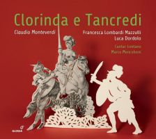 GCD923512. MONTEVERDI Clorinda e Tancredi