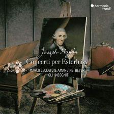 HMM90 2314. HAYDN Concerti per Esterházy (Beyer)