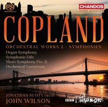 CHSA5171. COPLAND Symphonies