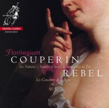 CCSSA 33213. COUPERIN Les Nations REBEL Les Caracteres de la danse