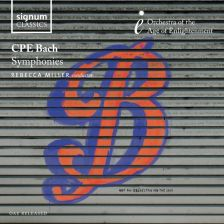 SIGCD395. CPE BACH Symphonies