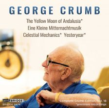 BRIDGE9476. CRUMB Celestial Mechanics. The Yellow Moon of Andalusia