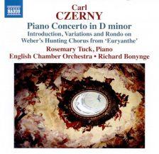 8 573688. CZERNY Piano Concerto