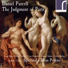 RES10128. D PURCELL The Judgment of Paris