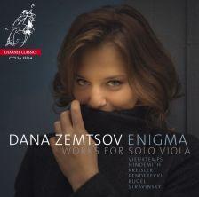 CCSSA 35714. Dana Zemtsov: Enigma
