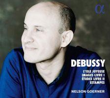 ALPHA404. Nelson Goerner plays Debussy