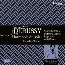 HMM90 2306/7. DEBUSSY Harmonie du soir
