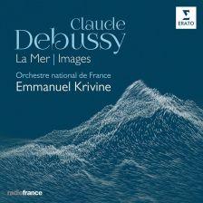 9029 56870-4. DEBUSSY La Mer. Images (Krivine)