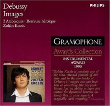 Debussy Piano Works – Kocsis