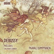 ODE1304-2D. DEBUSSY Préludes. Children's Corner (Jumppanen)