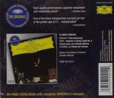 Debussy, Ravel - Abbado
