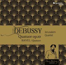 HMM902304. DEBUSSY; RAVEL Quartets (Jerusalem Quartet)