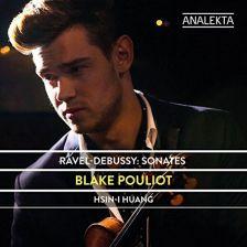 AN2 8798. DEBUSSY; RAVEL Violin Sonatas