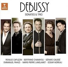 90295 77396. DEBUSSY Sonatas and Trio