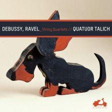 DEBUSSY String Quartet, Op. 10; RAVEL String Quartet