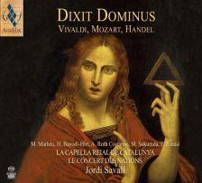 AVSA9918. Dixit Dominus