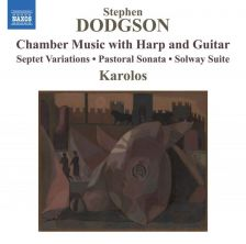 8 573857. DODGSON Chamber Music with Harp and Guitar
