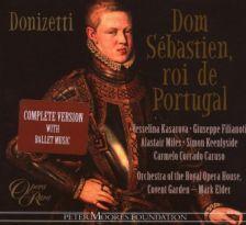 DONIZETTI Dom Sébastien, roi de Portugal