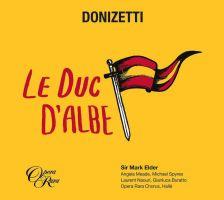 ORC54. DONIZETTI Le Duc d'Albe