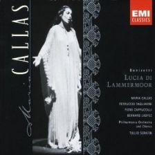 DONIZETTI Lucia di Lammermoor callas
