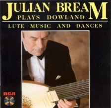 DOWLAND Lute Music and Dances