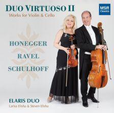 MS1526. Duo Virtuoso II: Works for Violin & Cello