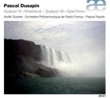 AECD1753. DUSAPIN String Quartets Nos 6 & 7