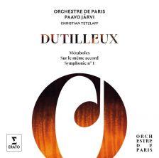 2564 624244. DUTILLEUX Symphony No 1