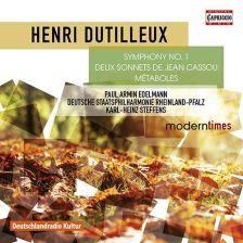 C5242. DUTILLEUX Symphony No 1. Métaboles