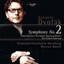 COV91735. DVOŘÁK Symphony No 2 (Bosch)