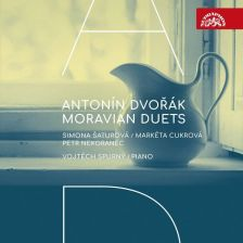 SU4238-2. DVOŘÁK The Complete Moravian Duets
