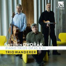 HMM90 2248. DVOŘÁK Piano Trios Nos 3 & 4