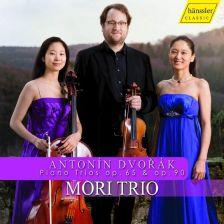 HC17072. DVORÁK Piano Trios Opp 65 & 90 (Mori Trio)
