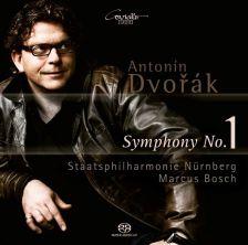 COV91718. DVOŘÁK Symphony No 1 (Bosch)
