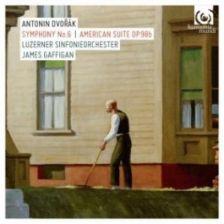 HMC90 2188. DVOŘÁK Symphony No 6. American Suite