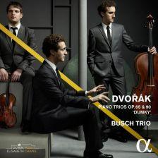 ALPHA238. DVOŘÁK Piano Trios Nos 3 & 4