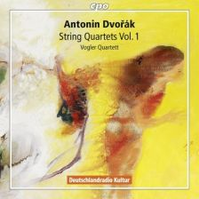 Dvorak String Quartets Vol. 1