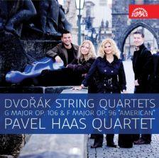 Dvorak String Quartets Op.106 & 96 'American'