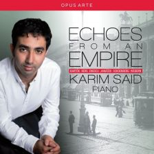OACD9029D. Karim Said: Echoes from an Empire