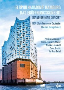 741 408. Elbphilharmonie Hamburg: 'The Opening Concert
