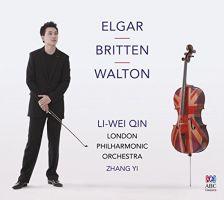 ABC481 1243. ELGAR; WALTON Cello Concertos BRITTEN Sea Interludes