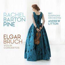 AV2375. ELGAR; BRUCH Violin Concertos