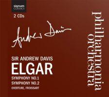 Elgar Symphonies Nos 1 and 2